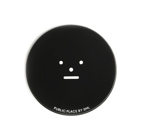 PP by SML Coaster_Black