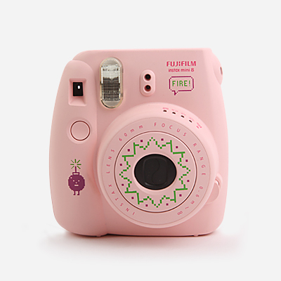 [Limited Edition] Instax x SML mini8 camera - pink
