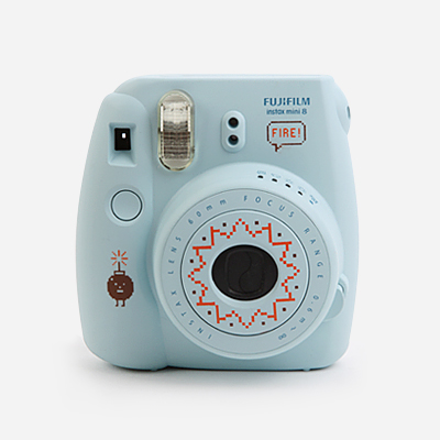 [Limited Edition] Instax x SML mini8 camera - skyblue