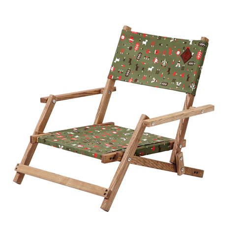 T-METI DECK CHAIR / KHAKI