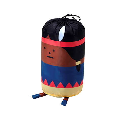 T-METI SLEEPING BAG / NAVY
