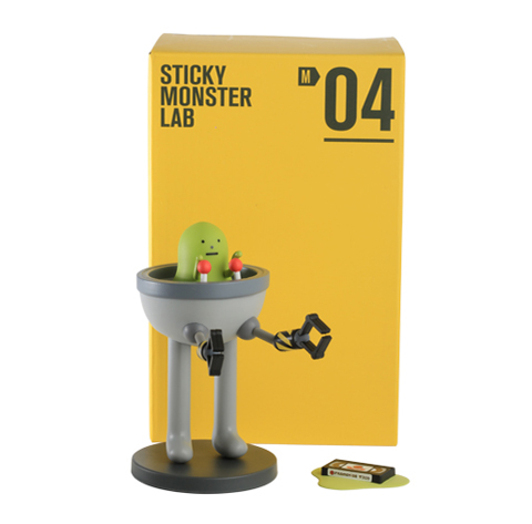 MONSTER SERIES M04