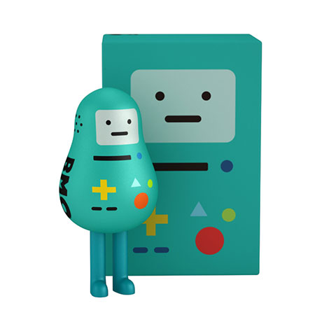 ADVENTURE TIME X SML X11 - BMO