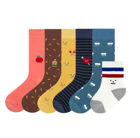socks appeal X SML - Season 2