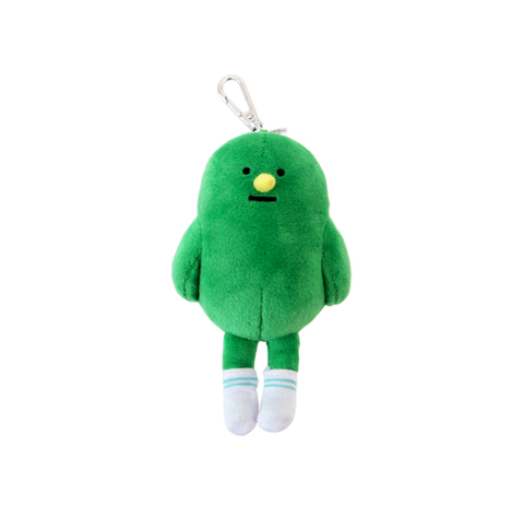 PLUSH DOLL - SML LIFE BIRDMON XS (KEY CHAIN)
