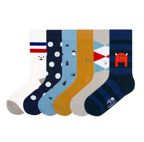 socks appeal X SML